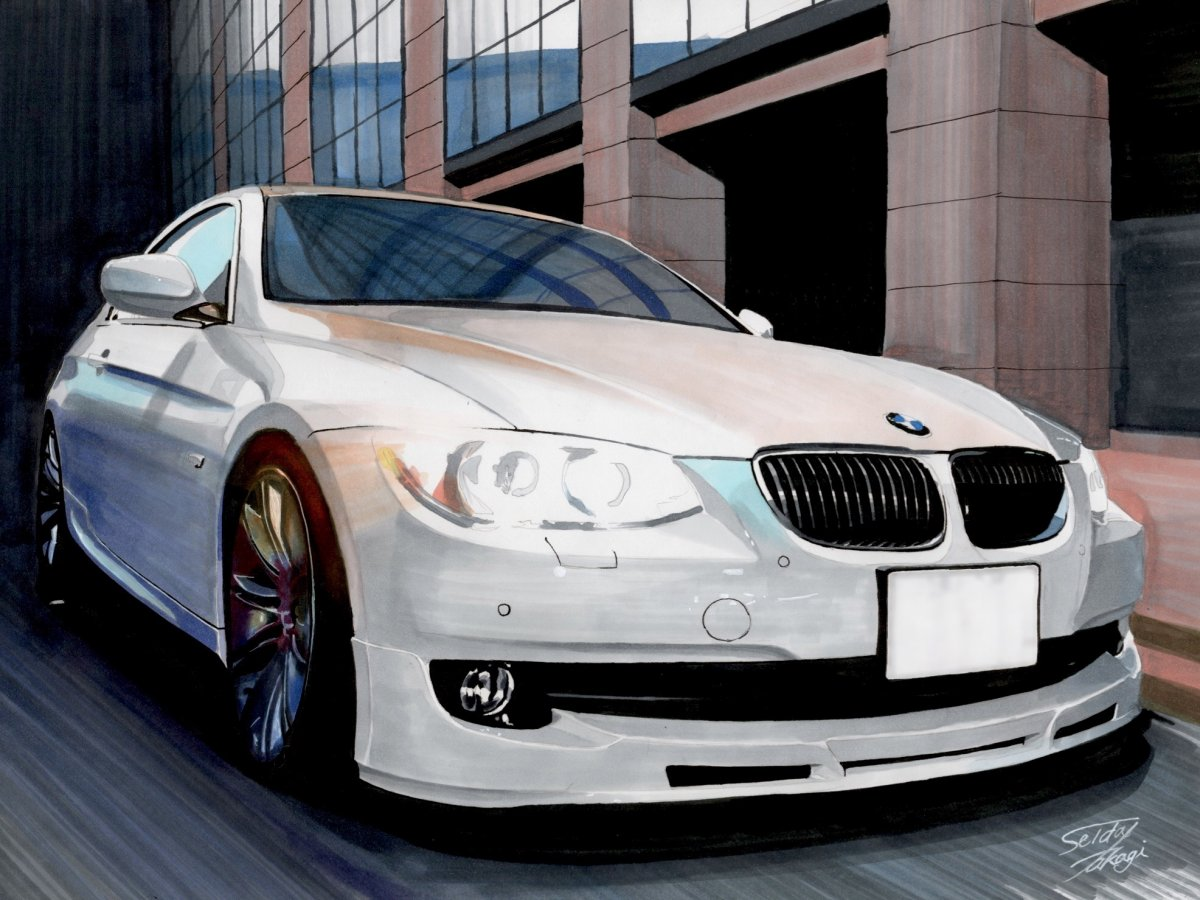 BMW 3Series Coupe