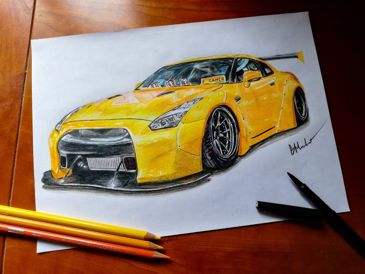 Driven to Cure R35