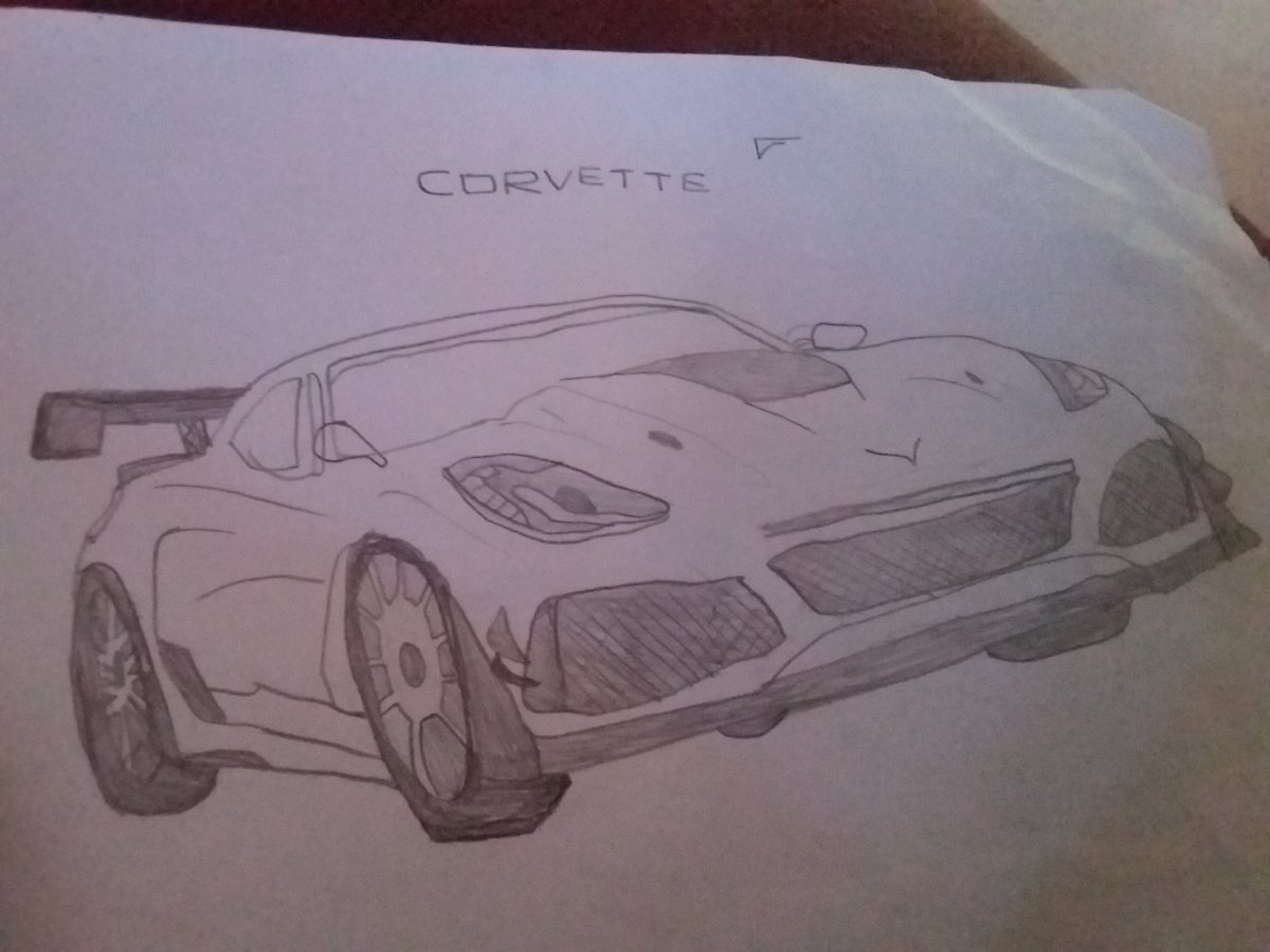 Chevorlet Corvette ZR1