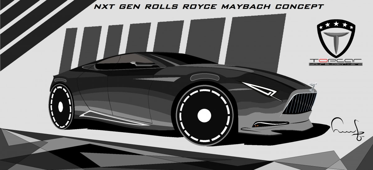 NEXT GEN ROLLS ROYCE MAYBACH