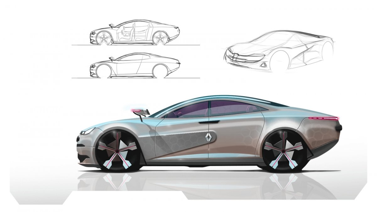 car design 4 luc draw to drive