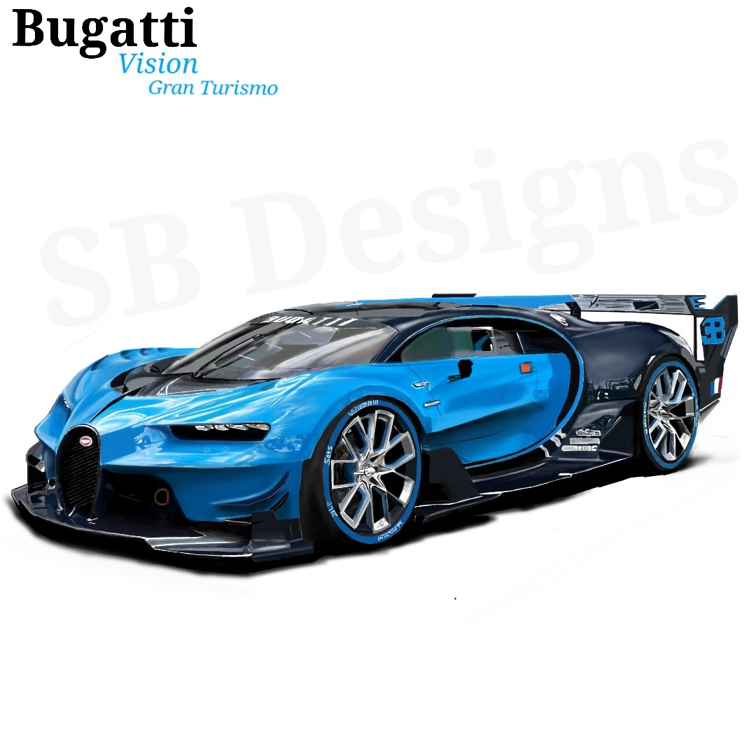Bugatti Vision Gt: Search Results For #digitalart