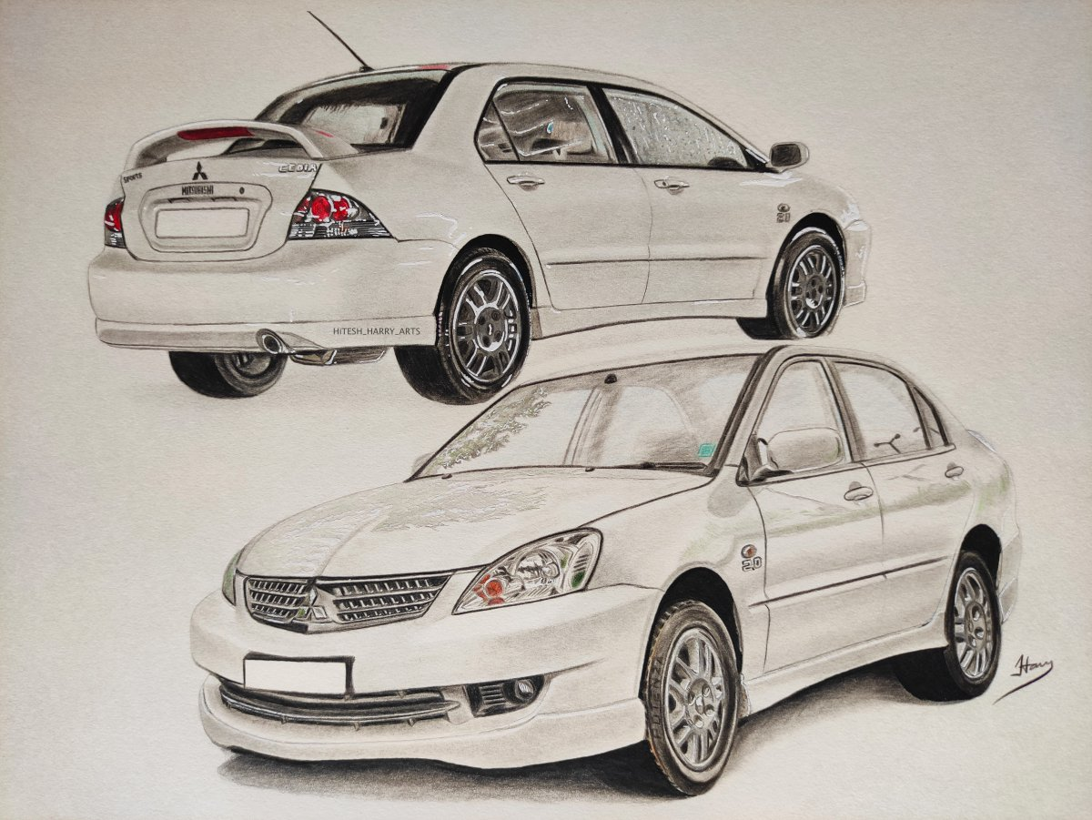 Mitsubishi Cedia Sports edition