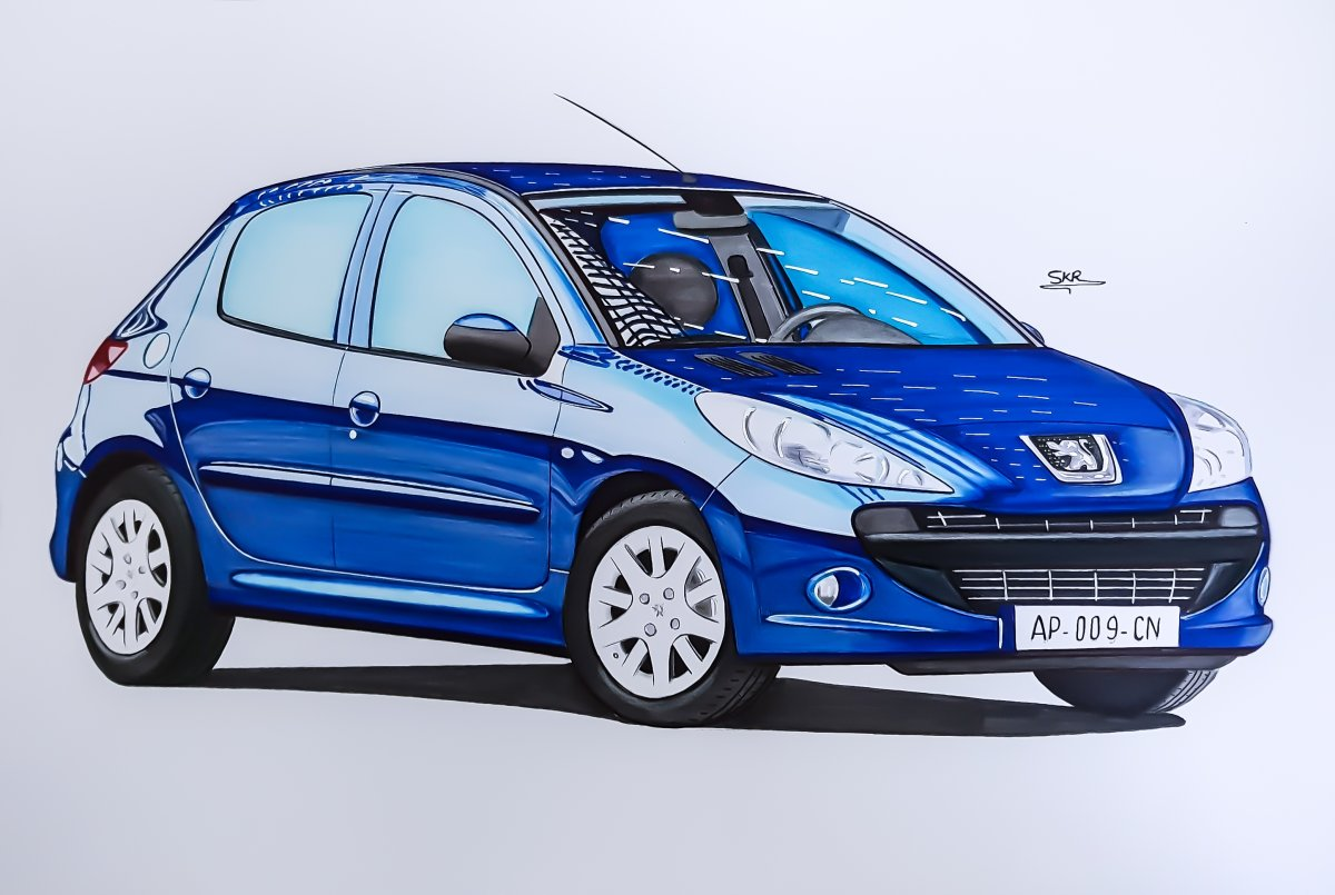 Search Results For Peugeot206 Draw To Drive