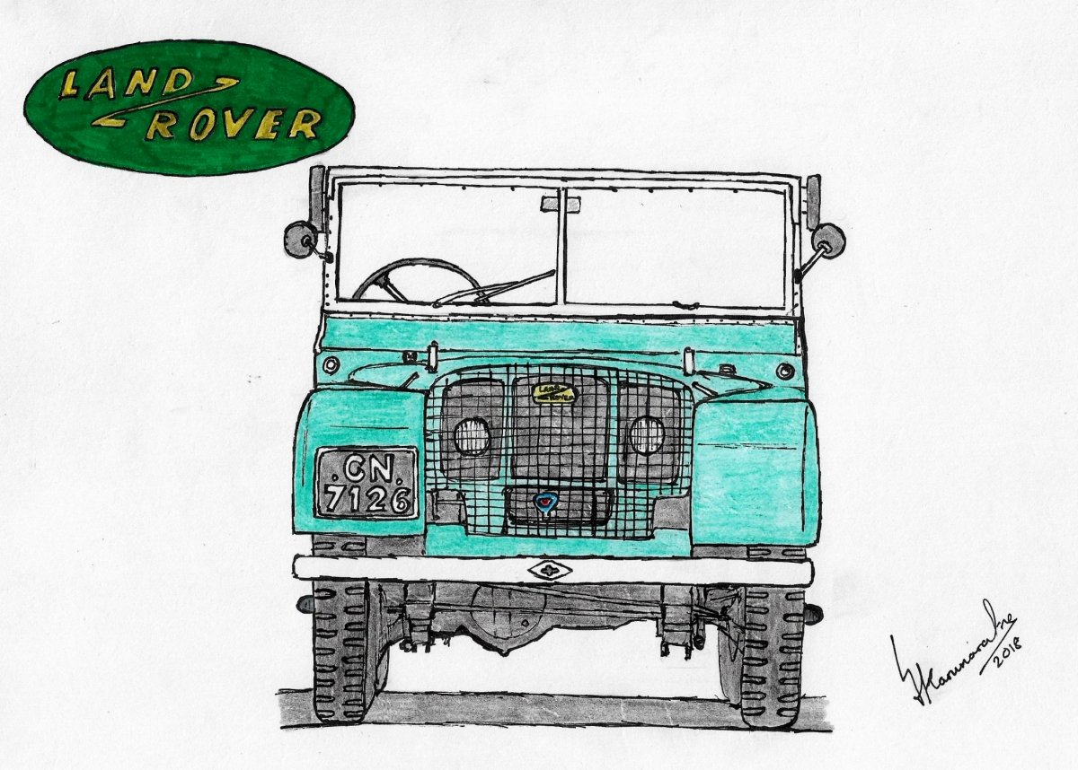 1948 Land Rover Series One
