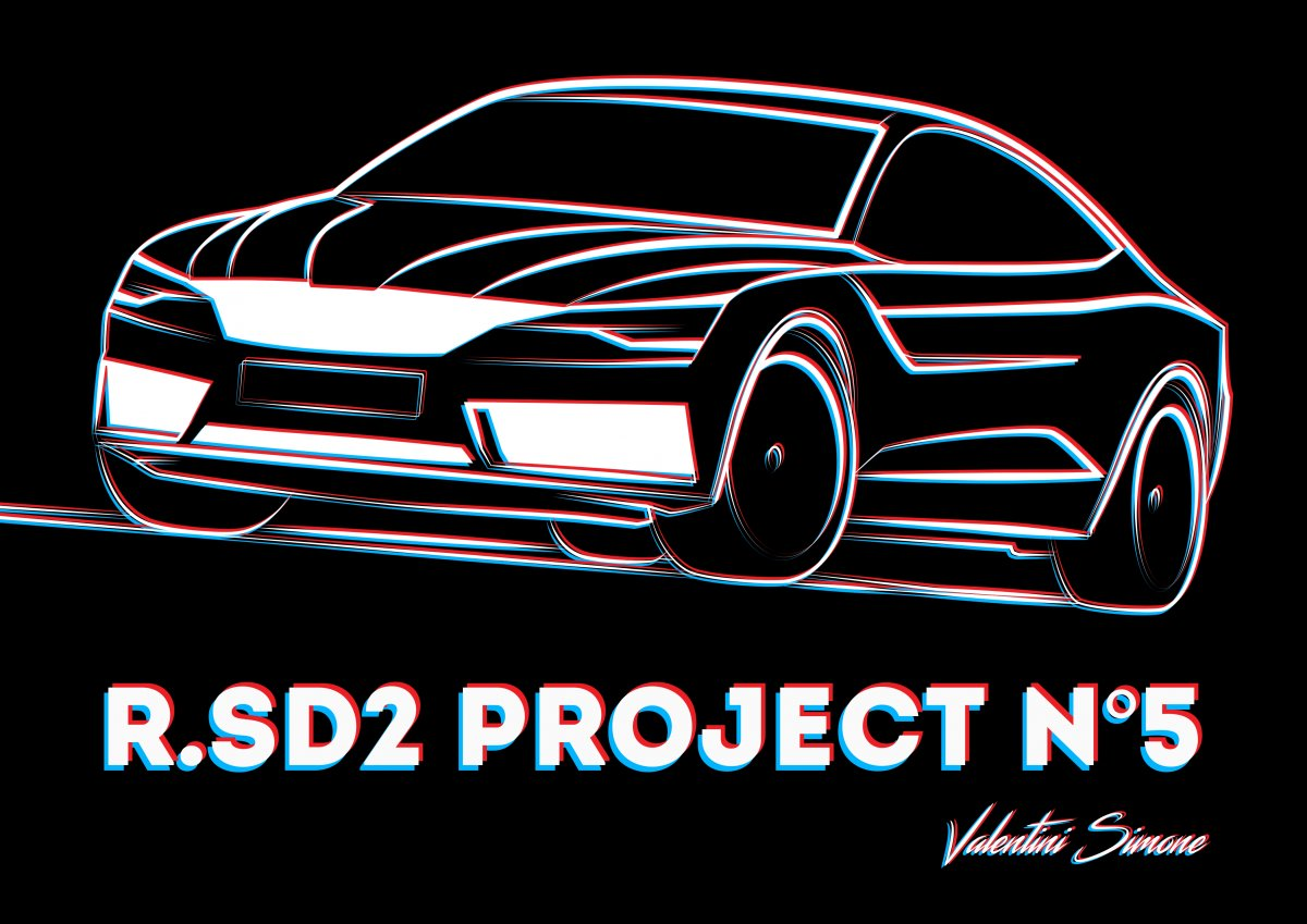 R.SD2 PROJECT N°5 VIBRATING LINES