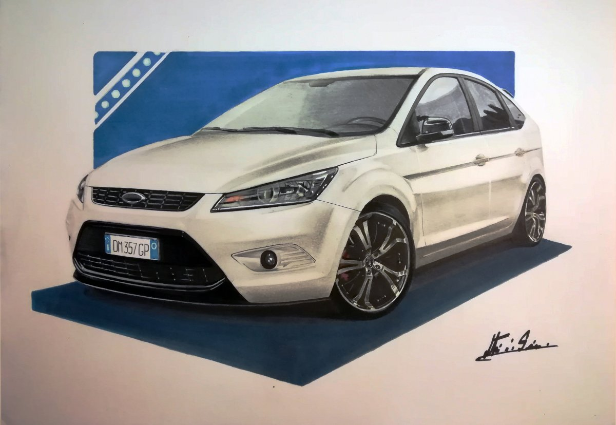 Ford Focus Mk2,5 Tuning