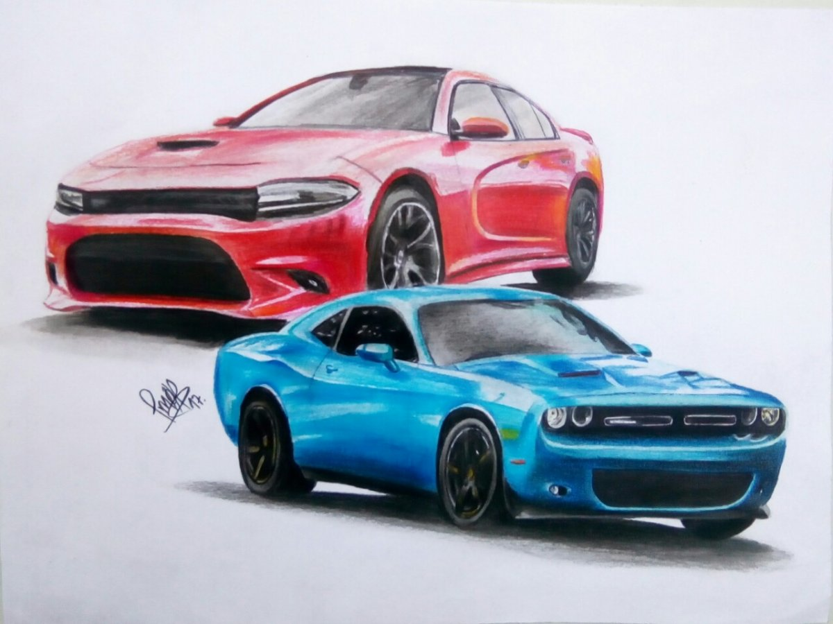 Dodge charger / challanger