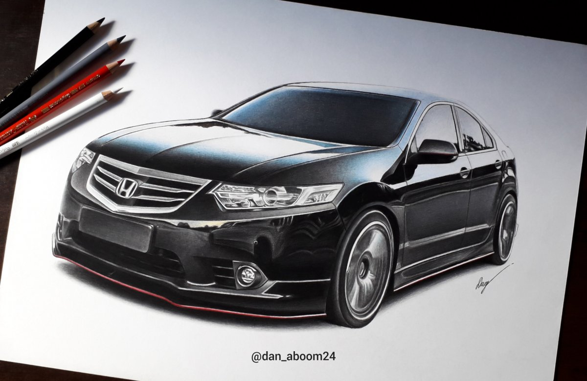 Honda Accord Type-S V6 Swap