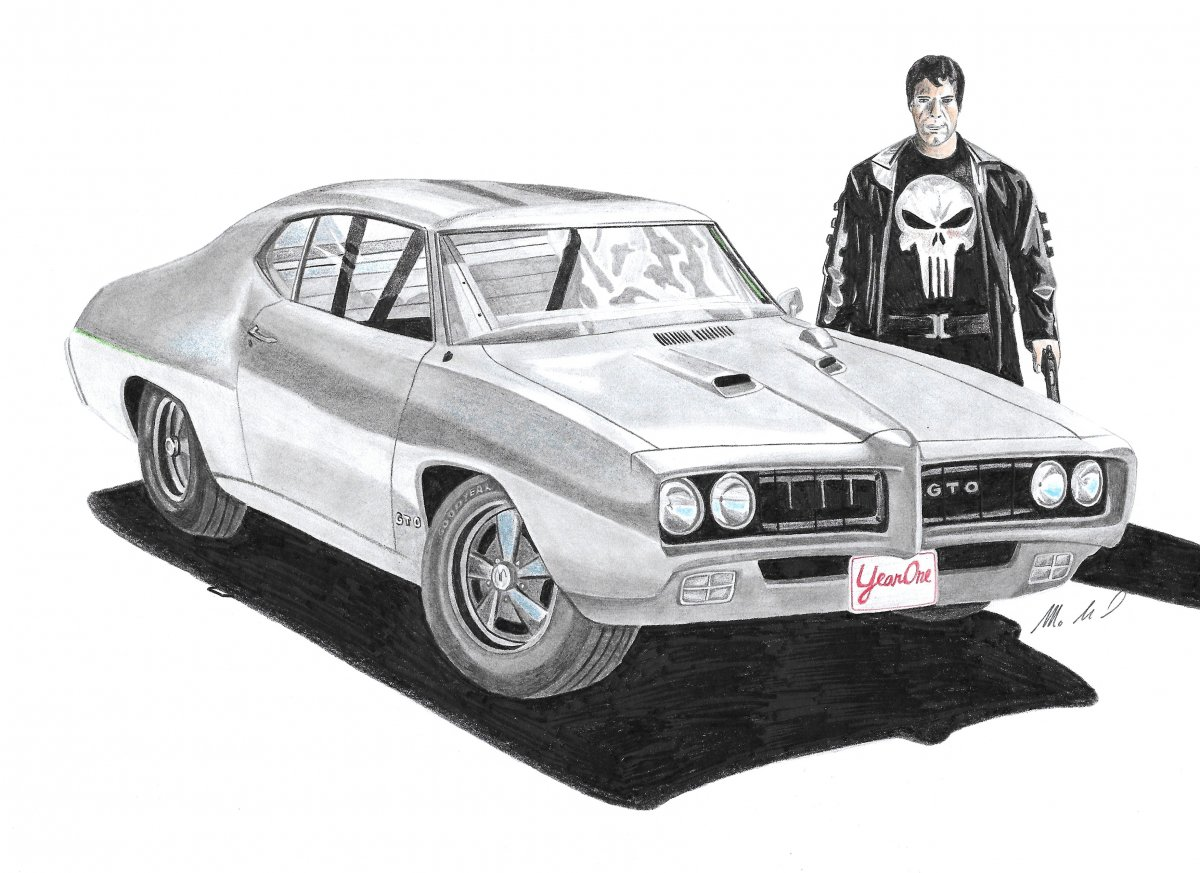 Punisher GTO
