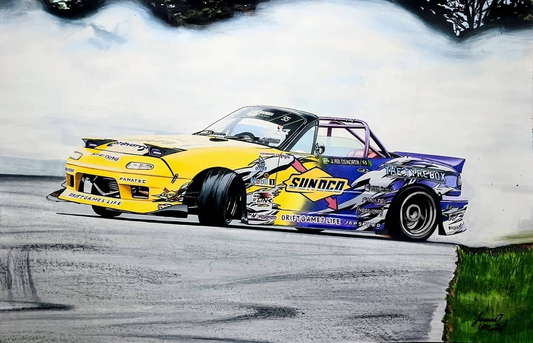Drift Games Miata