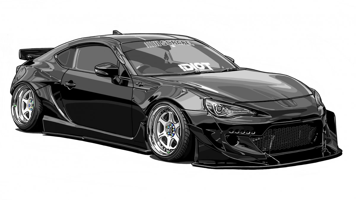 86 rocket bunny 2nd