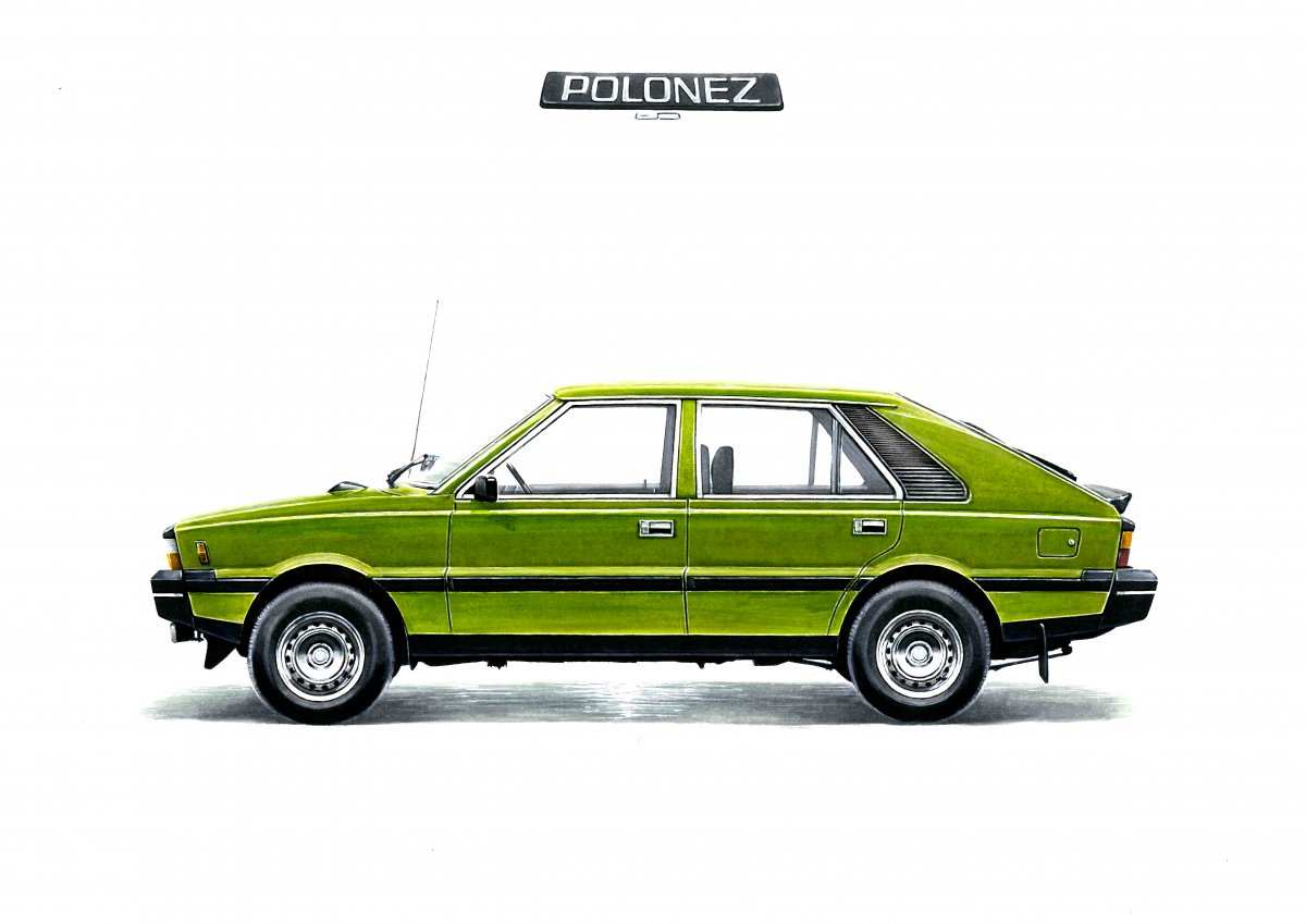 1978 FSO POLONEZ MR'2
